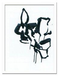 絵画 北欧 モダン Cedric Chauvelot Fleur 2007  インテリア 壁掛け 絵 おしゃれ 壁絵 ポスター アート 壁飾り  新築 ダイニング 寝室 プレゼント【店頭受取対応商品】