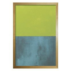 絵画 VLADO FIERI/Monochrome Yellow,2005 壁掛け インテリア 絵 おしゃれ 壁絵 飾り 装飾 壁 写真 アート 額入り クリニック カフェ ヴィラ ゲストルーム