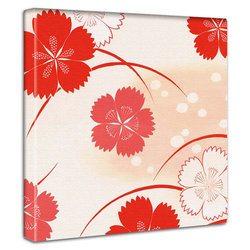 ファブリックパネル 和モダン 和風 おしゃれ 飾り 絵 壁掛け インテリア  和柄 紋様 文様 絵様 大正ロマン 帯柄 花柄 織り柄