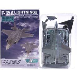 【F】 エフトイズ 1/144 ハイスペックシリーズ Vol.5 F-35A ライトニングII アメリカ空軍 第422試験評価飛行隊 単品