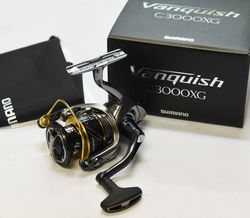 Last One!! Shimano Vanquish C3000XG Spinning Reel From Japan
