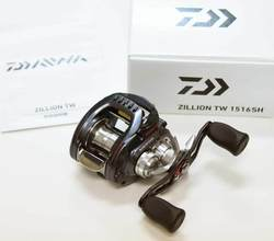 Daiwa ZILLION TW 1516SH (RIGHT HANDLE) Bait Casting Reel  From Japan