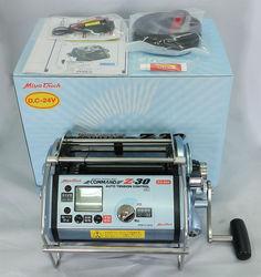 Miya Epoch Command Z-30 24V Big GAME Electric Reel From Japan