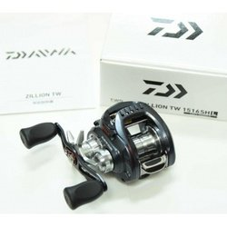 Daiwa ZILLION TW 1516SHL (LEFT HANDLE) Bait Casting Reel From Japan