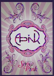 【中古】2nd Mini Album - Snow Pink/Apink/CMCC-9838【中古CD】