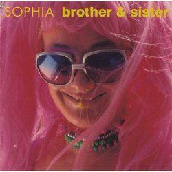 【新品】brother & sister/SOPHIA/TOCT-4975【新品CDS】