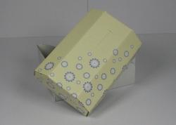 ペット棺オーロラ 40型 紙製 【1904129】