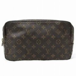 中古 ルイヴィトン Louis Vuitton モノグラム トゥルーストワレット27 M47522 ブランド小物 ポーチ レディース バッグ