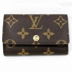 中古 ルイヴィトン Louis Vuitton モノグラム ミュルティクレ6 M62630 ブランド小物 キーケース ユニセックス