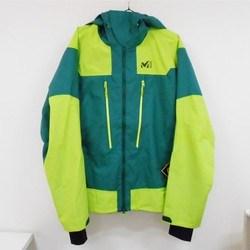 中古 ミレー コズミック クーロワール ジャケット MIV6674 2XLサイズ グリーン 小物