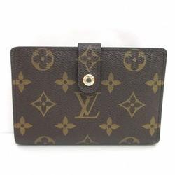 中古 ルイヴィトン Louis Vuitton モノグラム ポルトフォイユ.ヴィエノワ M61674 財布