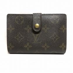 中古 ルイヴィトン Louis Vuitton モノグラム ポルトモネ ビエヴィエノワ M61663 財布 2つ折り レディース