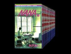 NANA(ナナ) 矢沢あい 1-21巻 (最新巻)までのコミックセット *2010/10/15現在