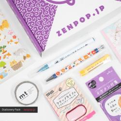 ZenPop stationery Pack (Spring Joy)